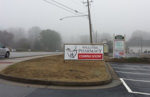 Williams Pharmacy to open in suite off Hospital Dr.
