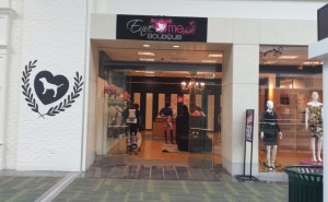 Envy Me, located next to Pink at Arbor Place