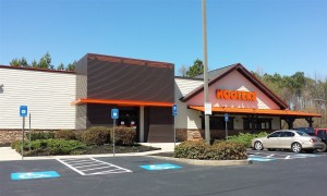The Finished product: The New Douglasville Hooters