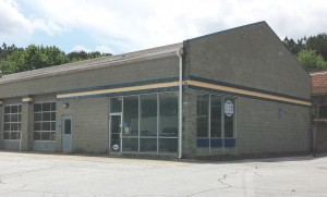 The old Goodyear Location, about to be Southern Tire and Auto.