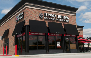 A prototype Jimmy Johns store in Marietta, coming soon to Douglasville