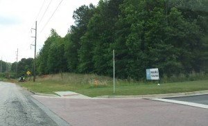 The proposed site of My Place Extended Stay Hotel at 907 Bob Arnold Blvd.