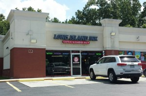 Formally a Salon, Long Island Ink is now open on Douglas Blvd at Bright Star Rd.