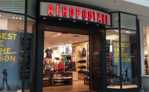 Areopostale at Arbor Place showcasing their remodeled space.