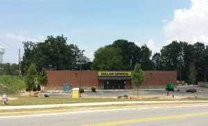The new Dollar General off Hwy 78 and Riley Rd.