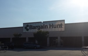 The New Bargain Hunt Store at Market Square