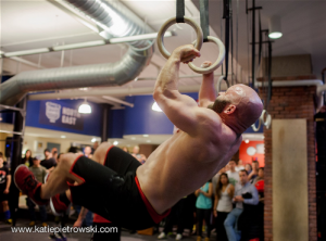 """Local Athlete and Crossfit owner competing to """"Be More Human"""""""