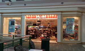 The Temporary Toy and Calendar store now open at Arbor Place.