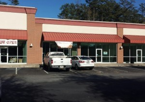 The New Marco's Pizza location on Chapel Hill at Anneewakee Rd