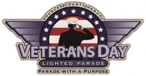 16th annual Lighted Veterans Day parade this Wed 11/11