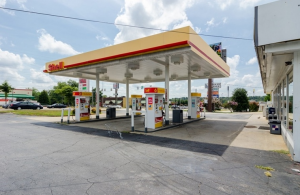 The Now Former Shell Station at Hwy 5/I-20, soon to be Demolished.