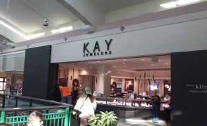A redesigned and remodeled Kay Jewelers