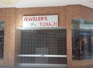Jewelers Touch now gone at Arbor Place