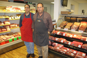 The Owners of Paulding local Meat and Produce Market ready to reopen for seasonal shopping.