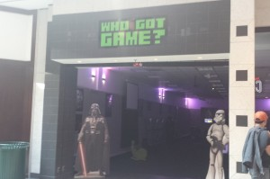 New game room at Arbor Place
