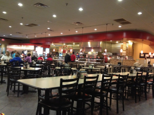Stevi B's on Concourse Pkwy, one of a few more remodels coming soon.