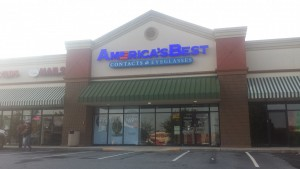 America's Best makes the move down the street to their new home.