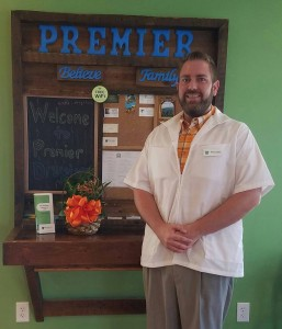 Pharmacist Bryan Green, ready to help at Downtown Douglasville's newest locally owned Pharmacy.