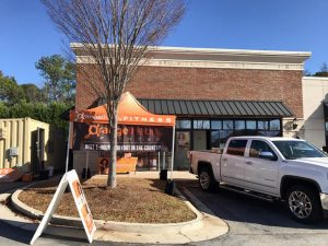 The new OrangeTheory Fitness coming soon to Chapel Hill Rd