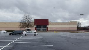 Soon to be home to Ollie's Bargain Outlet in The Landing At Arbor Place