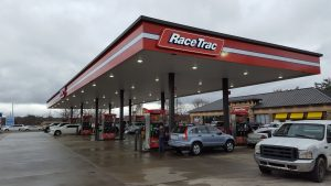 The renovated RaceTrac on Hwy 5 opened this week.